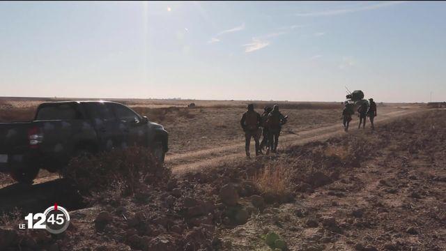 Reportage en Irak sur les traces des cellules djihadistes [RTS]