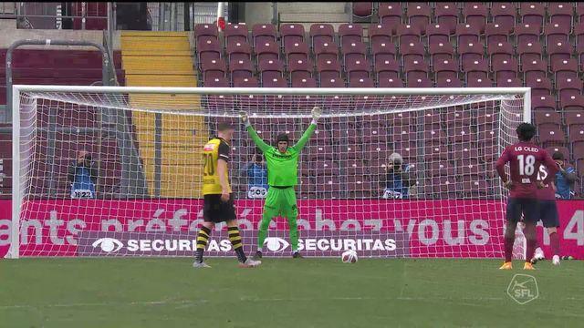 32e journée, Servette FC - Young Boys (2-1): tous les buts de la rencontre [RTS]