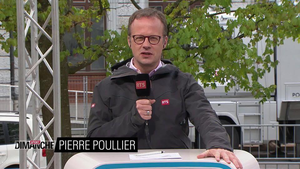 Cyclisme: Tour de Romandie, une 74e édition extraordinaire [RTS]