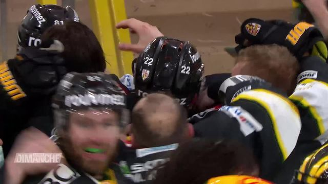 Hockey: la gloire du Hc Ajoie [RTS]