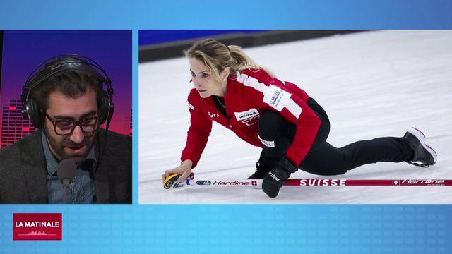 La vie des autres (vidéo) - Silvana Tirinzoni, joueuse de curling [RTS]