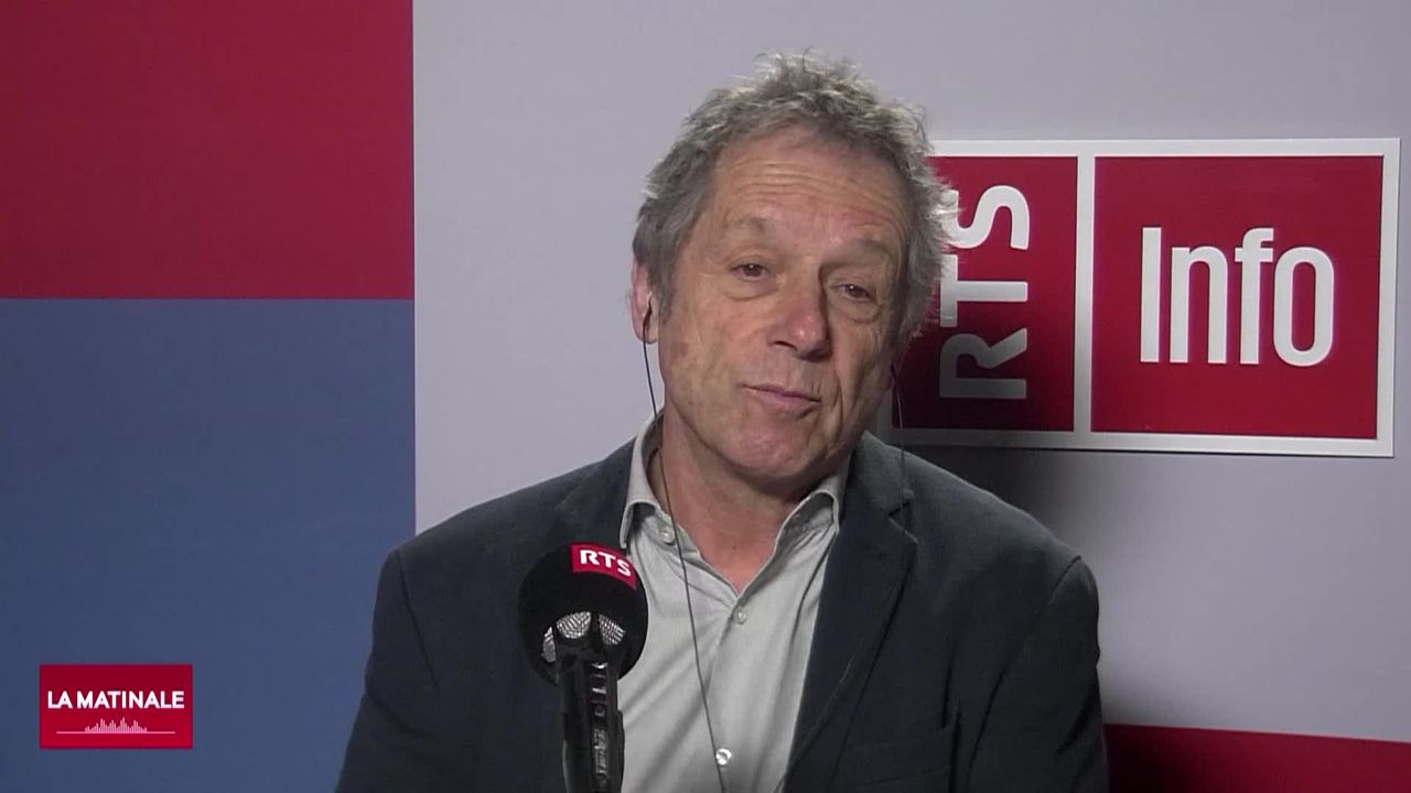 L'invité de La Matinale (vidéo) - Willy Benz, astrophysicien [RTS]