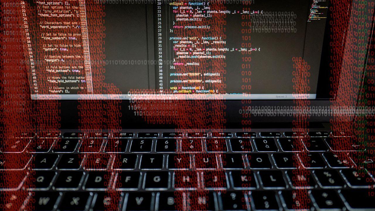 La plateforme démantelée existait sur le darknet depuis 2019 (image d'illustration). [Mathieu Thomasset - Hans Lucas/AFP]