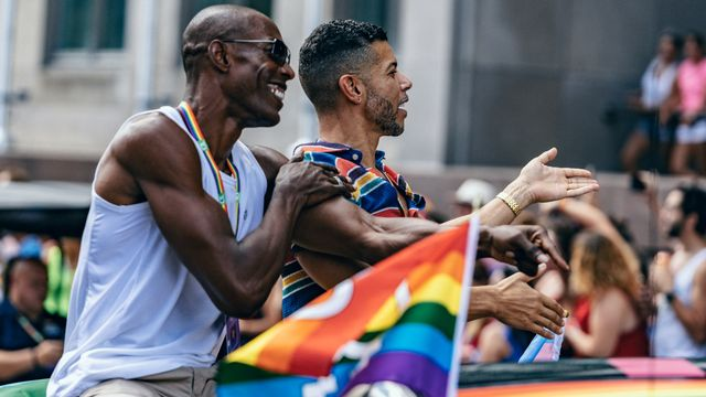 L'intersectionnalité. [David Himbert / Hans Lucas  - AFP]