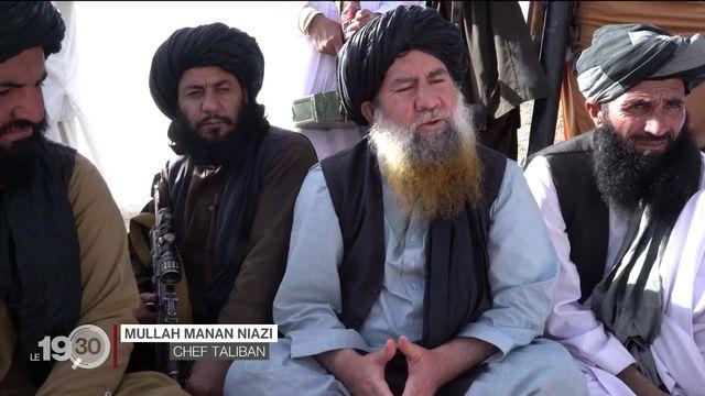 Alors que Joe Biden doit confirmer le retrait des troupes d'Afghanistan, les Talibans sont aux portes du pouvoir à Kaboul. [RTS]