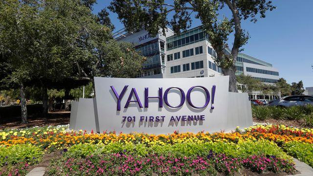 Le siège de Yahoo en Californie. [Marcio Jose Sanchez - Keystone]