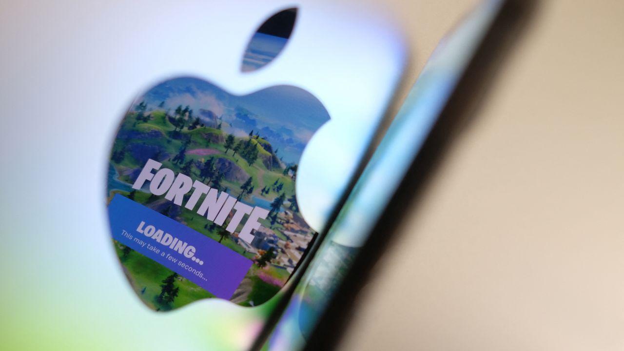 Le géant Epic Games accuse Apple d'être en situation de monopole [Chris DELMAS - AFP]
