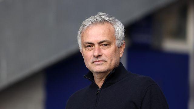 José Mourinho retrouve l'Italie après avoir conquis plusieurs titres avec l'Inter il y a plus de 10 ans. [Clive Brunskill - AP]