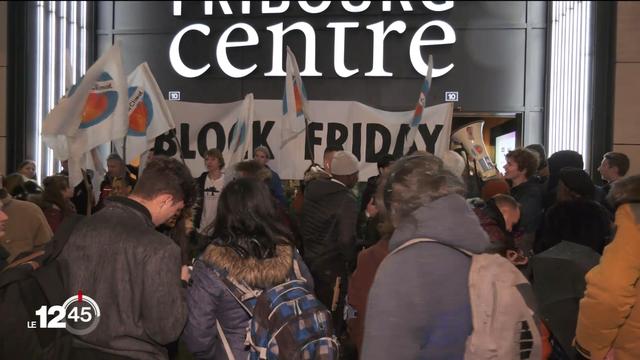 Nouveau procès pour Extinction Rebellion et la Grève du climat à Fribourg [RTS]