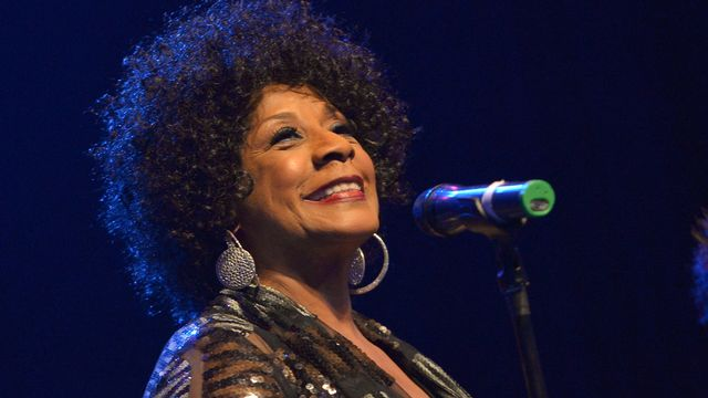 Merry Clayton (2014). [Charley Gallay / GETTY IMAGES NORTH AMERICA - AFP]