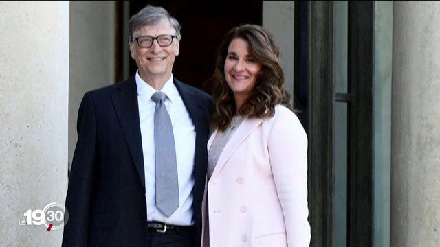 Bill et Melinda Gates continueront à gérer leur fondation ensemble malgré leur divorce [RTS]