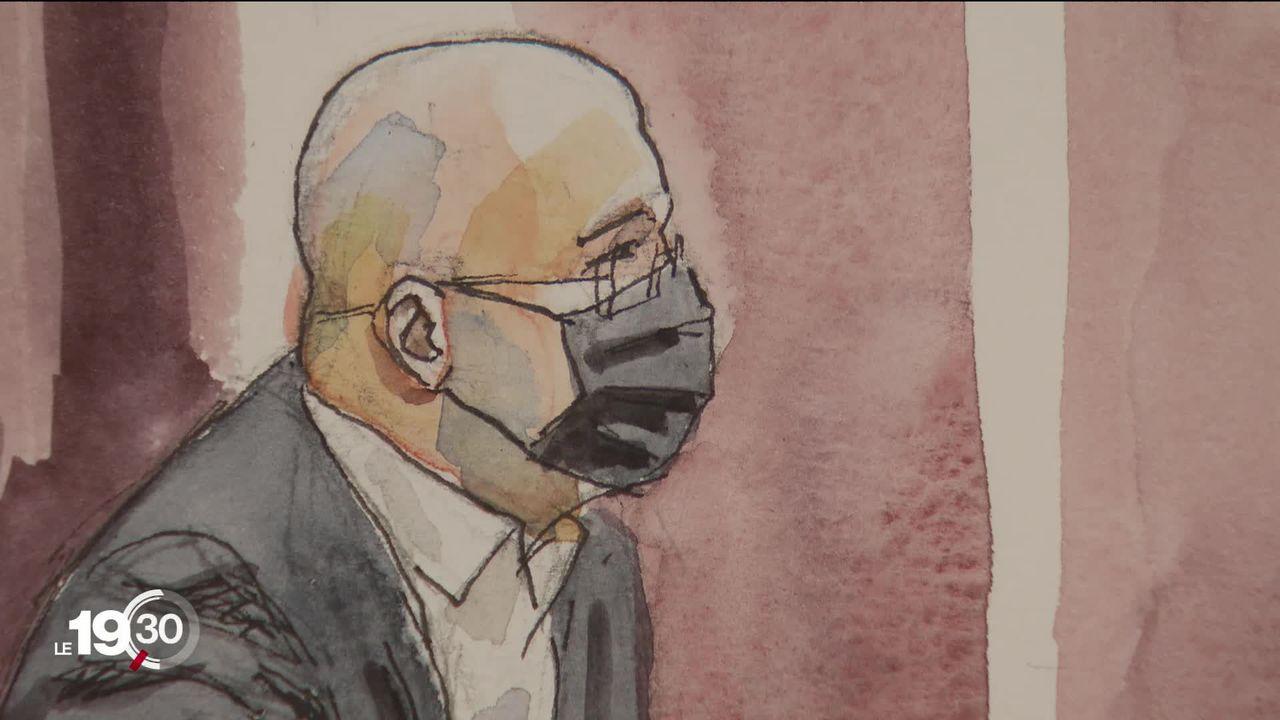 Lionel Girardin, ex-municipal de Vevey, est reconnu coupable de gestion déloyale des intérêts publics [RTS]