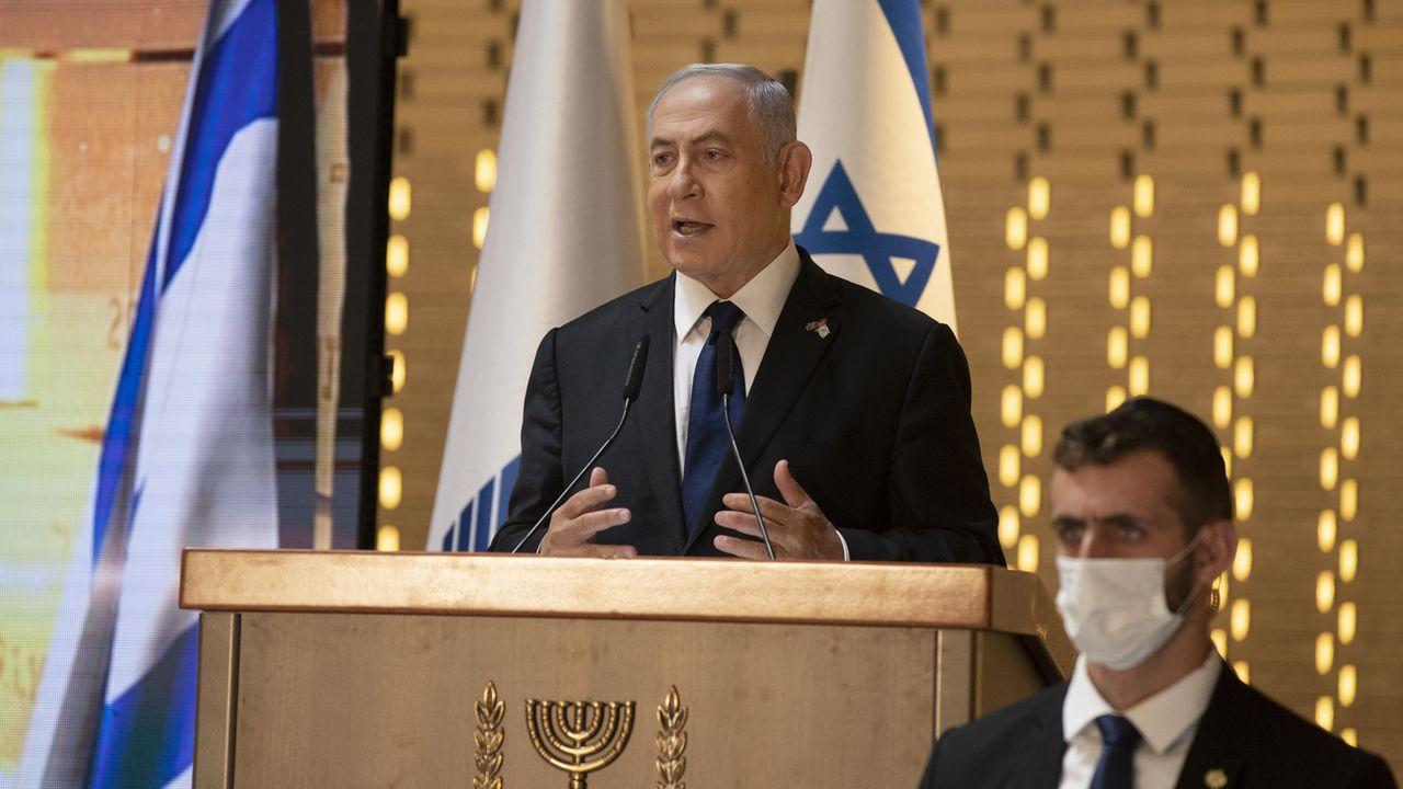 Benjamin Netanyahu a échoué à former un gouvernement, ouvrant la voie à ses rivaux. [Maya Alleruzzo - AP/Keystone]