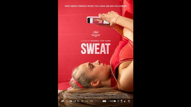 """L'affiche du film """"Sweat"""". [DR]"""