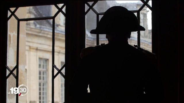 Commémoration du bicentenaire de la mort de Napoléon Bonaparte. La France est divisée. [RTS]