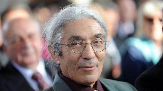 Le romancier algérien Boualem Sansal remporte le Prix Méditerranée 2021. [Thomas Lohnes - Keystone]