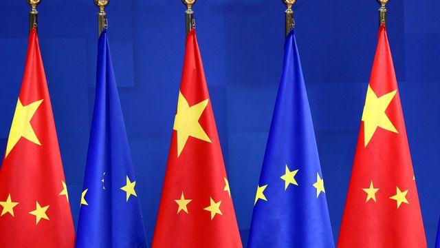 L'UE s'attaque à la concurrence déloyale des entreprises chinoises [Dursun Aydemir  - Anadolu Agency via AFP]