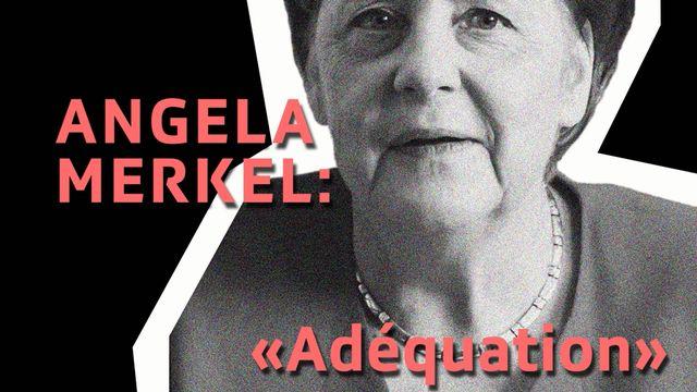 Une foi, un destin: Angela Merkel [RTS]