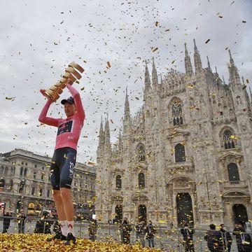 Giro: six Suisses et des énigmes