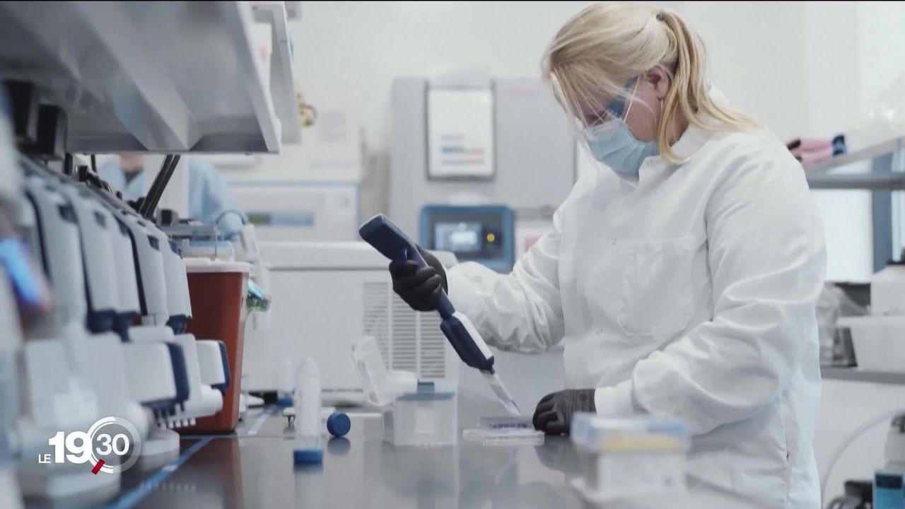 Joe Biden appelle à une levée des brevets pharmaceutiques [RTS]