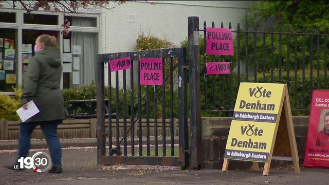 Les indépendantistes pourraient être bien placés lors des élections législatives en Écosse [RTS]