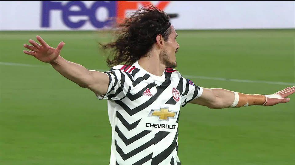 1-2 retour, Rome - Manchester United (3-2): les Anglais en finale au terme d'un très beau match [RTS]