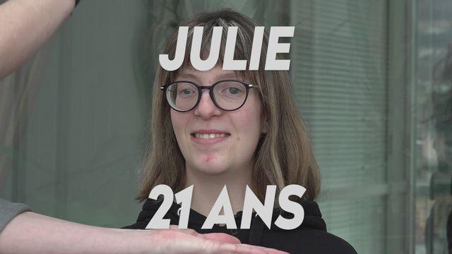 Ma maladie rare (TV) > Julie - 21 ans [RTS]