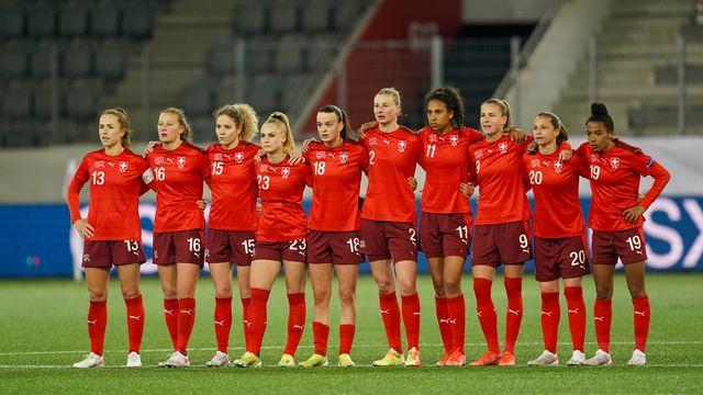 L'équipe de Suisse aura fort à faire pour se qualifier pour la prochaine Coupe du monde. [Daniela Porcelli - Just Pictures]