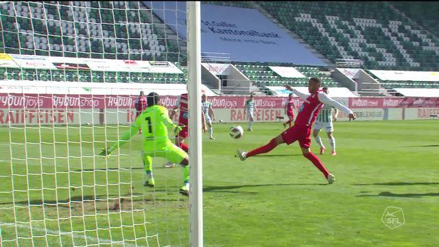 33e journée, St-Gall - FC Sion (0-3): les meilleurs moments de la victoire sédunoise [RTS]