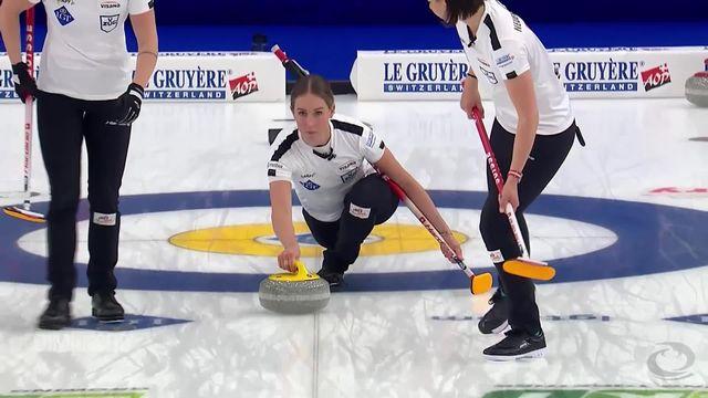 Curling - Équipe de Suisse féminine [RTS]