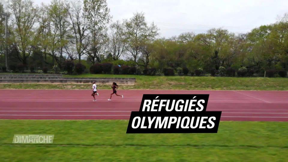 Le Mag - Équipe olympique des réfugiés [RTS]