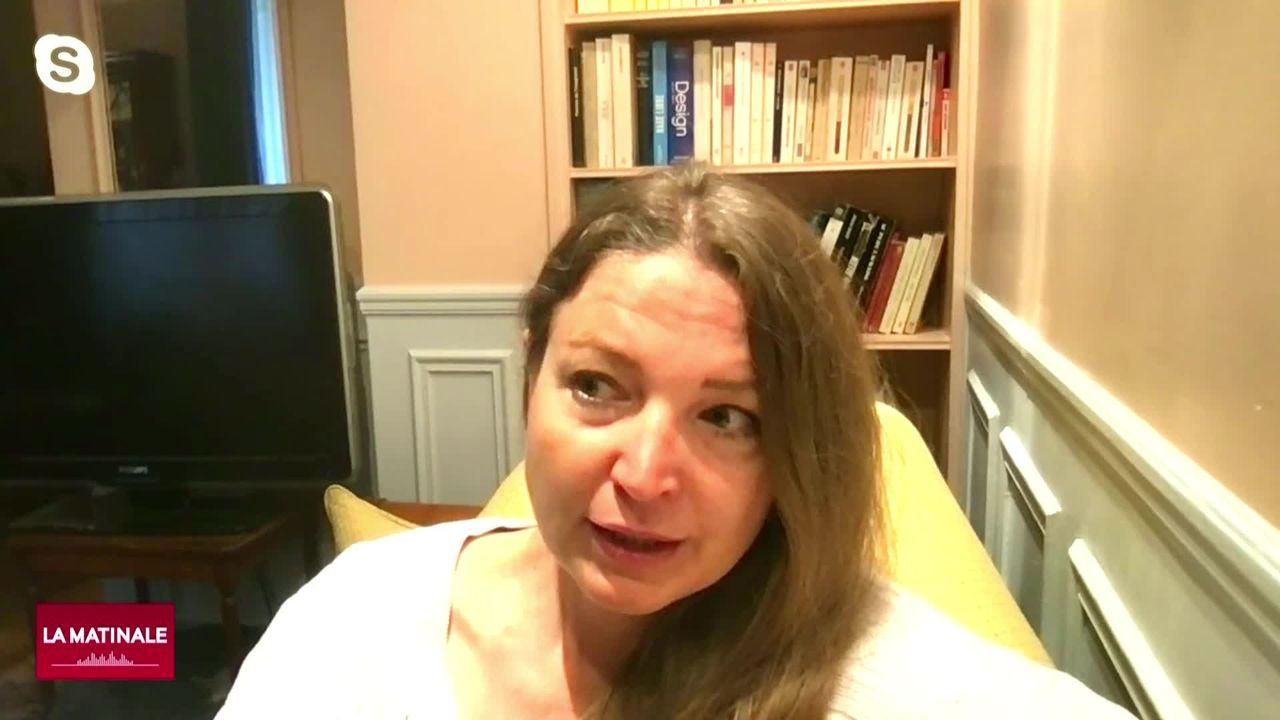 La prise en charge du burn-out professionnel au cœur d'une étude : interview de Irina Guseva-Canu (vidéo) [RTS]