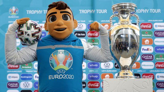 L'Euro 2020 s'annonce comme un véritable défi pour ses organisateurs. [Robert Ghement - Keystone]