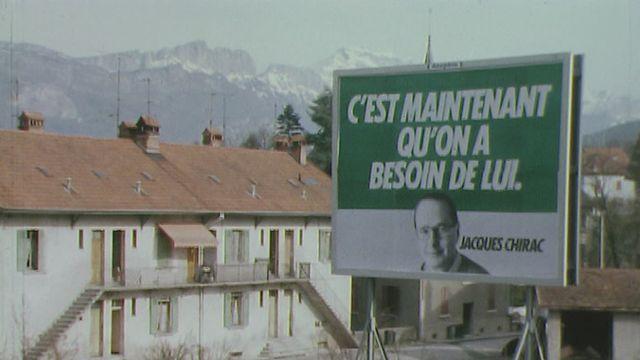 Voter en Haute-Savoie [RTS]