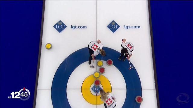 L'équipe de Suisse féminine de curling conserve son titre de championne du monde à Calgary. [RTS]