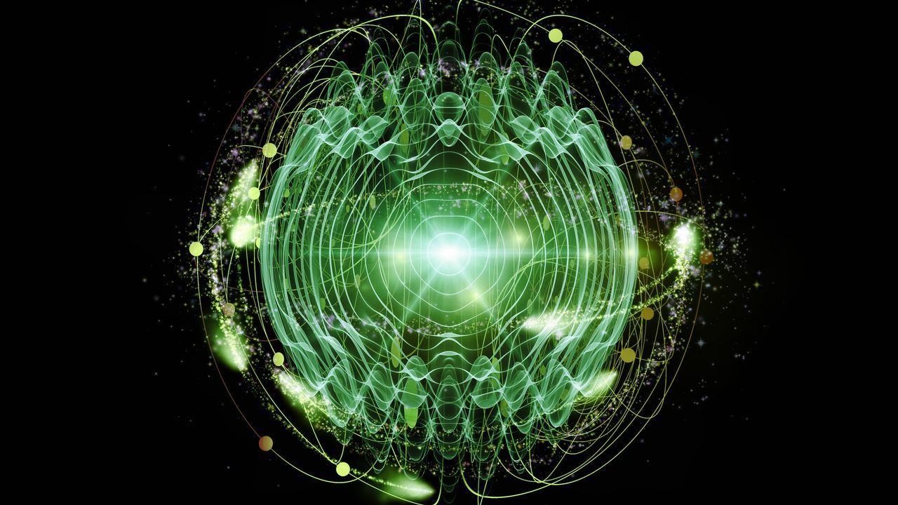 Energie d'atome. agsandrew Depositphotos [agsandrew - Depositphotos]