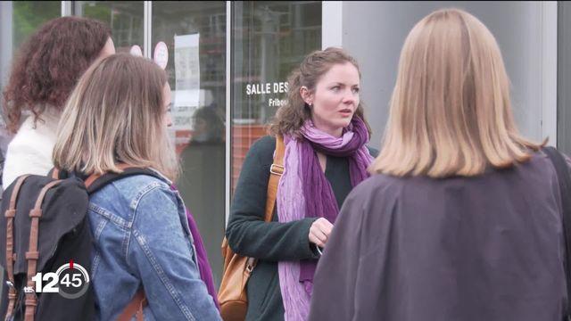 Le législatif de la ville de Fribourg est composé d'une majorité de femmes pour la première fois de son histoire [RTS]