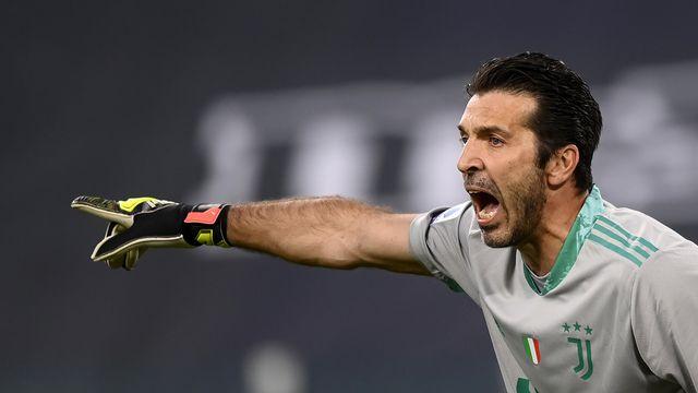 Buffon [Fabio Ferrari/LaPresse via AP - Keystone]
