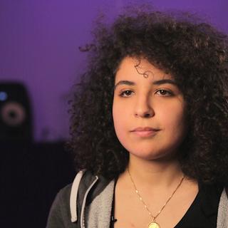 Sara, chanteuse, productrice et compositrice zurichoise. [DR]