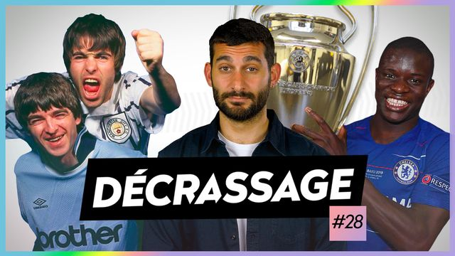 Finale de Champions League : foot, lads & rock'n'roll!
