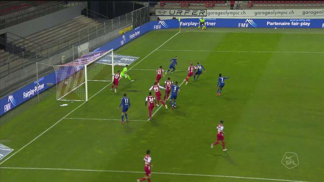 Super League, 34e journée: Sion-Lucerne 1-1 [RTS]