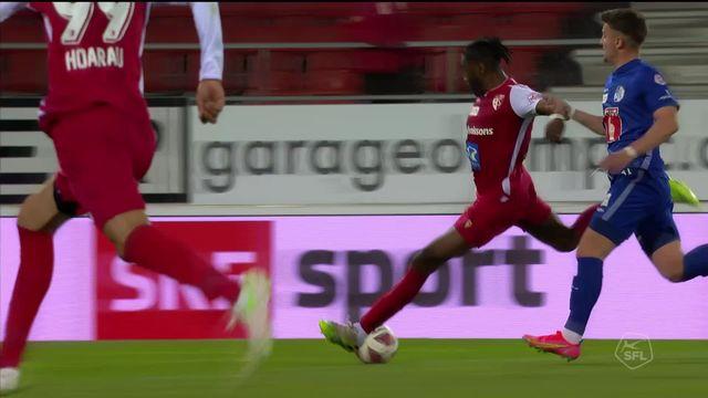 34e journée, Sion - Lucerne (1-1): Sion arrache le nul in extremis [RTS]