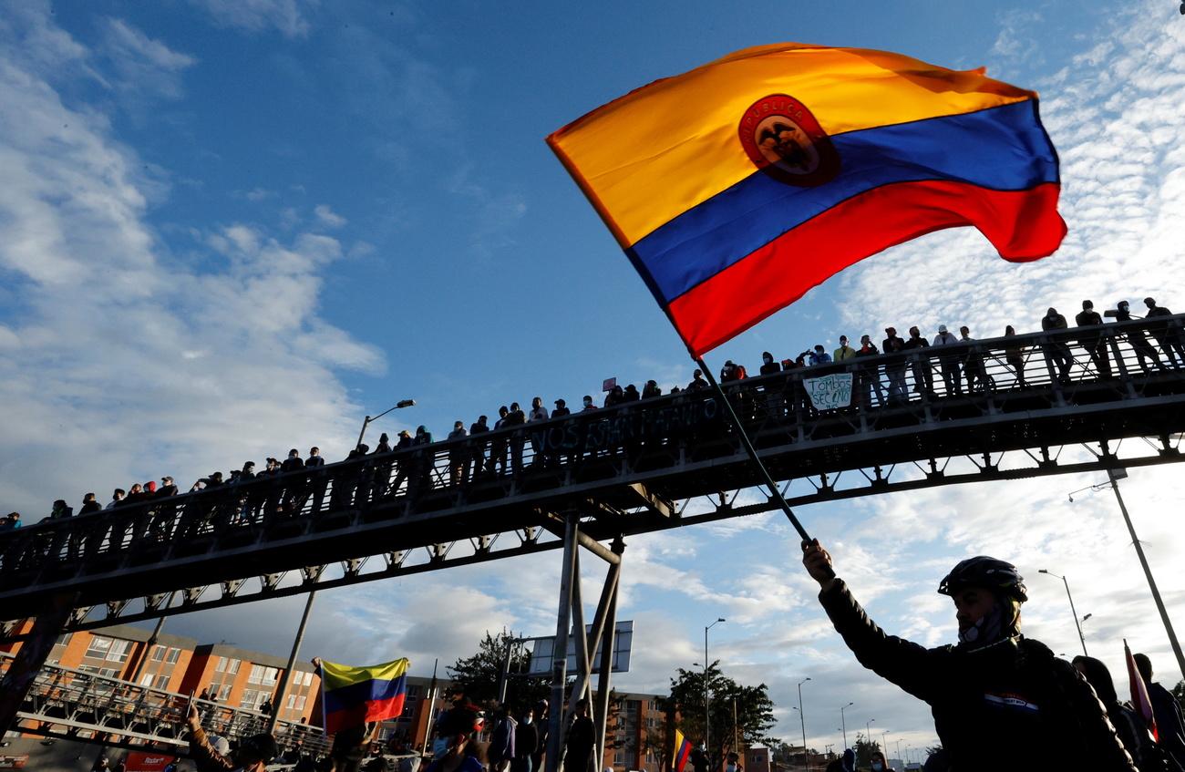 Plus de 40 morts et un mécontentement qui ne faiblit pas en Colombie