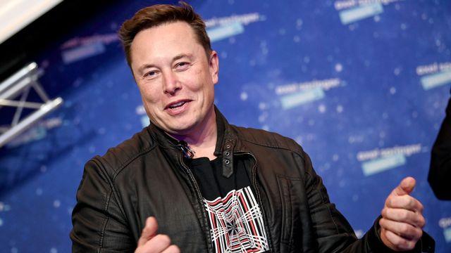 Le patron de Tesla Elon Musk. [DPA/Britta Pedersen - Keystone]