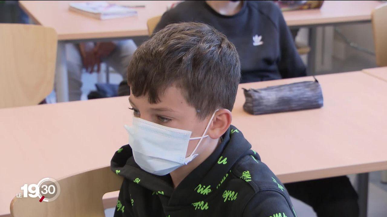Vaccination contre le covid pour les 12-15 ans: les jeunes ont le droit de décider. [RTS]