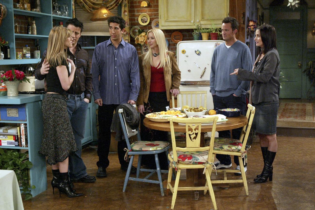 La bande de #034;Friends#034; revient sur les écrans le 27 mai