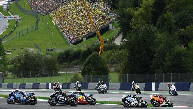 Le circuit de Spielberg (Autriche) avait déjà accueilli un GP en 2020. [Christian Bruna - Keystone]