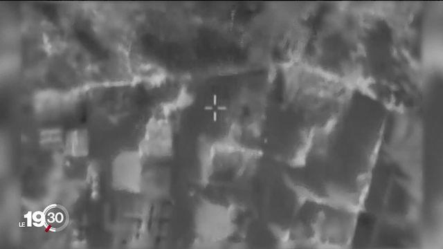 Le frappes aériennes et tirs de roquettes continuent au Proche-Orient [RTS]