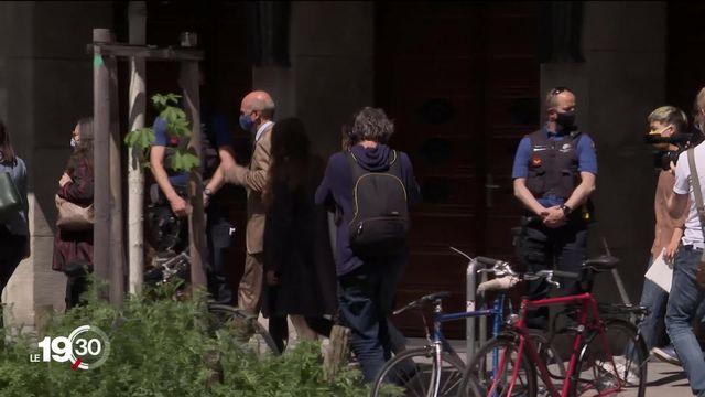 Des activistes du climats ont été condamnés à Zurich [RTS]