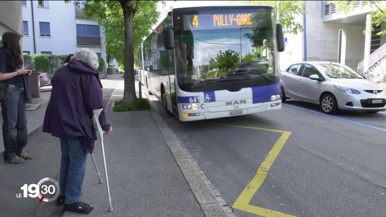 La moitié des distributeurs de billets des transports publics lausannois disparaîtront [RTS]